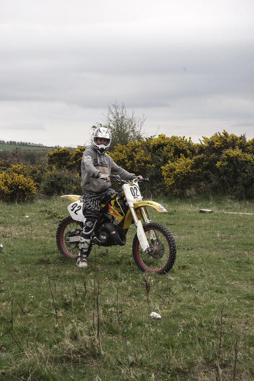 sugarloaf/dirt bikers -
