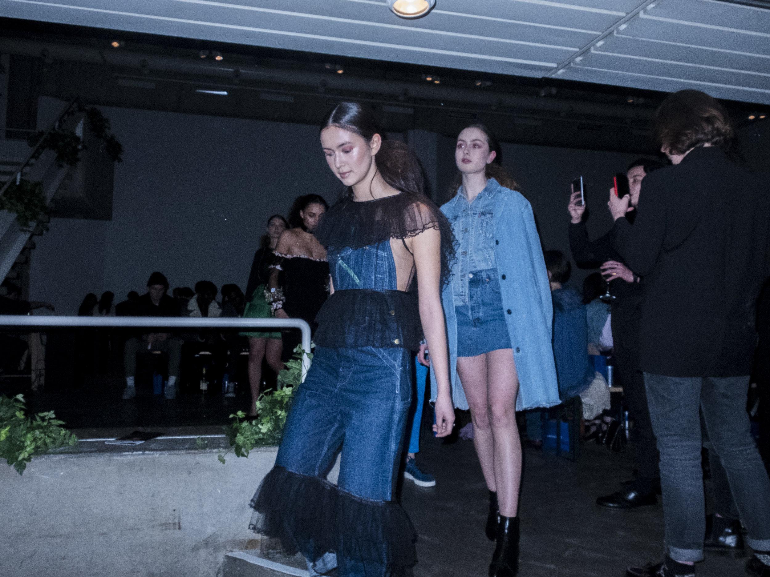 Trinity Fashion show 2018 -