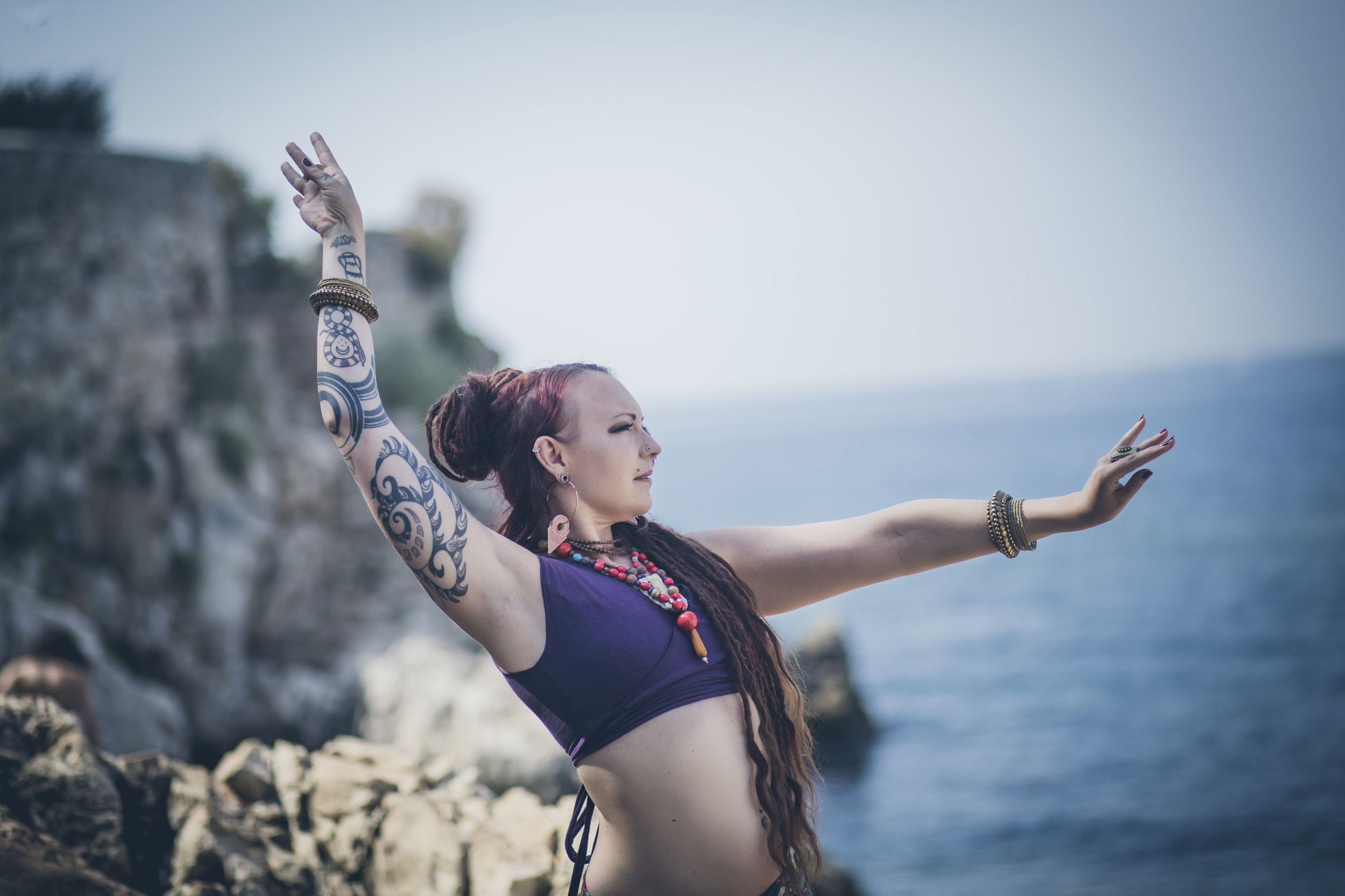 Image:  Nei Mad Photography  on location in Nice, France