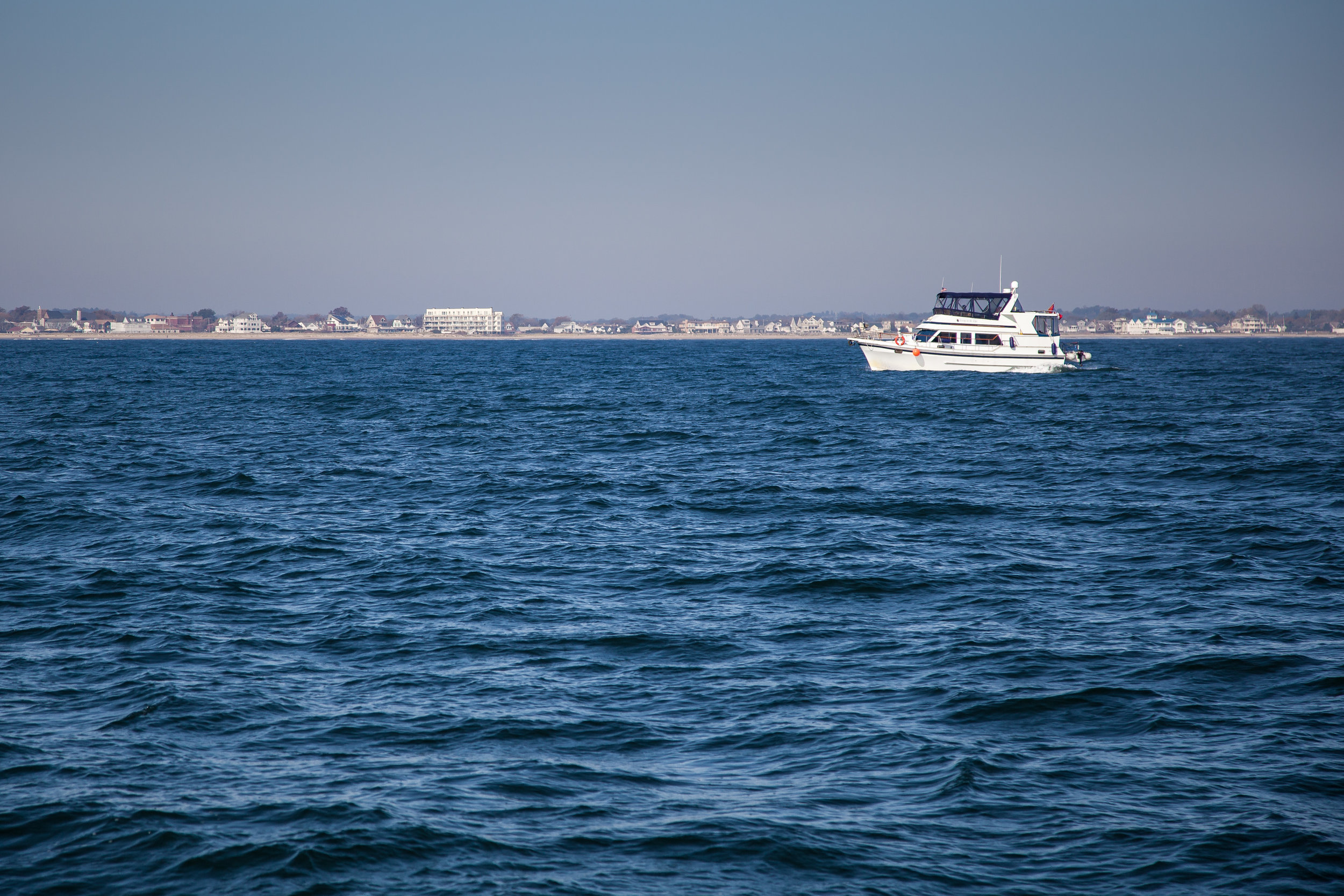 Cruising the Jersey Shore on the Outside (Photo By C-Shel Photography)