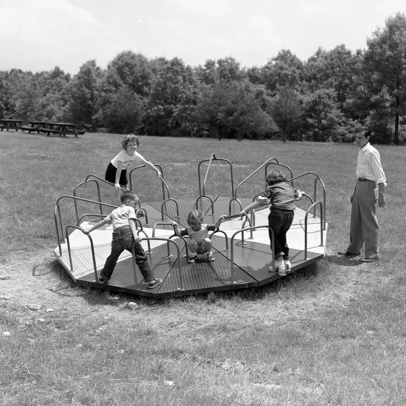 retro playground