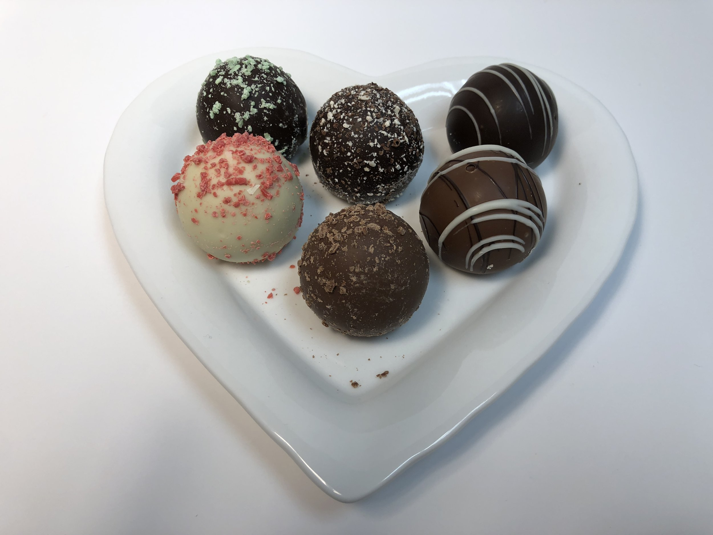 Chocolates for Two