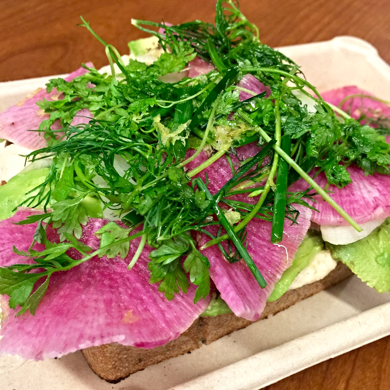 8 healthy lunches in downtown San Francisco