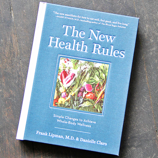 2 Minute Book Review: The New Health Rules