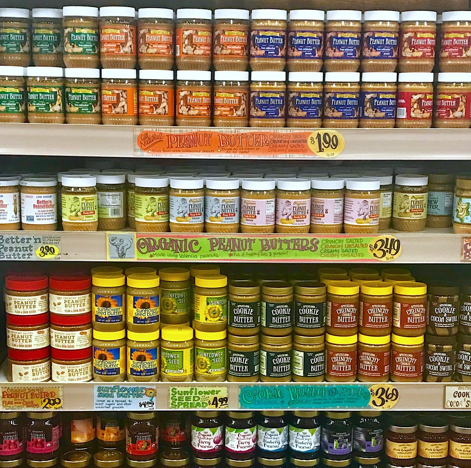 Healthy Food at Trader Joe's | Bellini Bootcamp