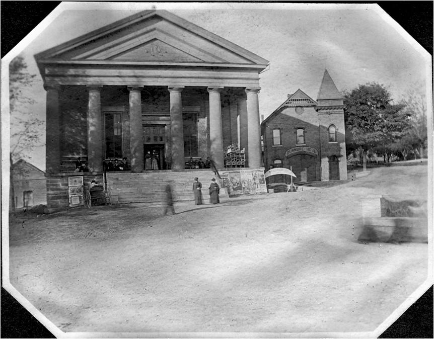 Hose House, c. 1890's
