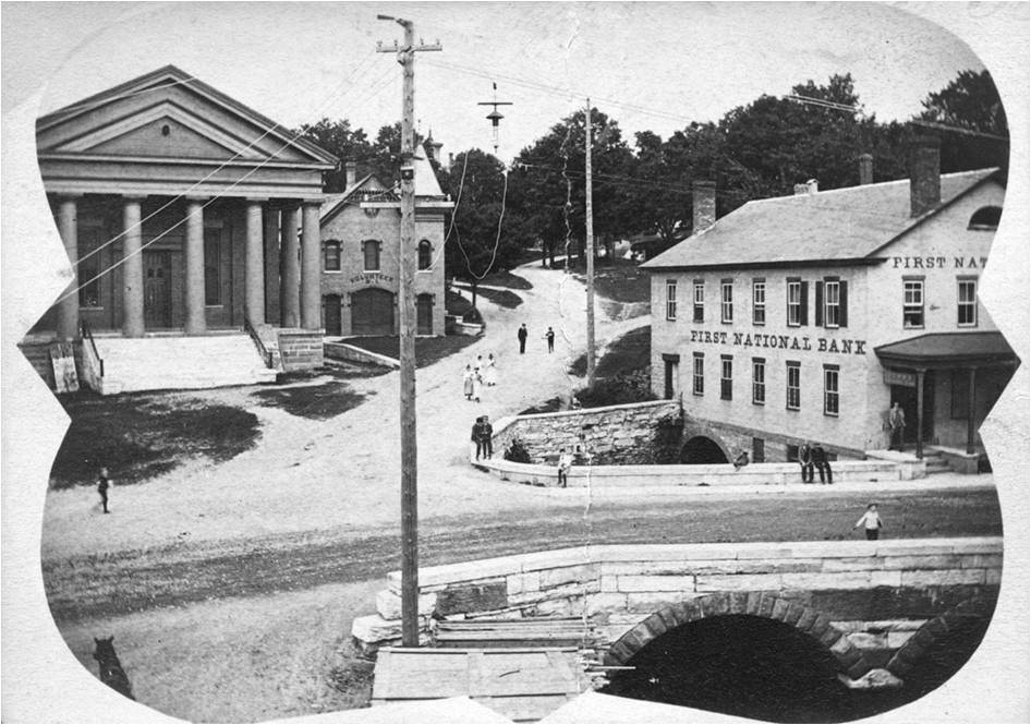 Hose House, c. 1888 - 1897