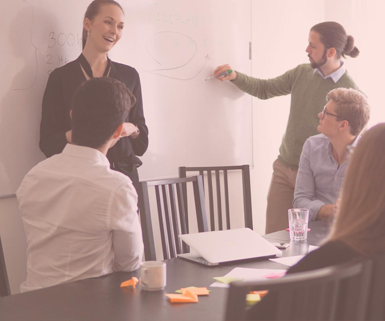 Management - Management är vårt bredaste affärsområde. Fältet innehåller fyra olika områden: teknik, marknad, operativ utveckling och hållbart företagande.Tack vare vårt breda utbud är vi vana att möta dig och ditt företag där ni står idag. Vår tvärvetenskapliga kompetens hjälper oss att stärka ditt företags effektivitet, produktutvecking och konkurrenskraft. Från nulägesanalys till etablering.