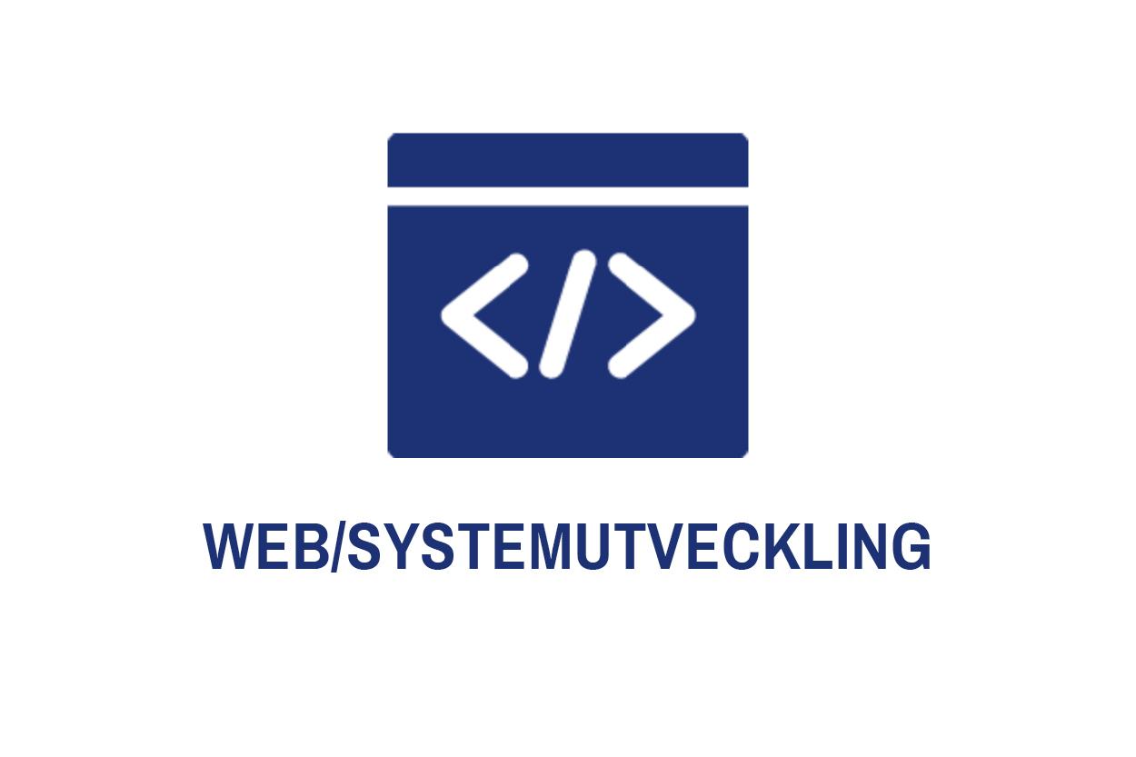 För att ett system eller en webbsida ska vara väl fungerande behöver den vara rätt byggd från grunden. Men det behöver även finnas en god idé kring flödet från start. Med förståelse för din verksamhet skapar vi system som kan avlasta din administrativa börda, förbättra den interna kommunikationen och som förenklar  relationsstyrningen med dina intressenter . Vi utvecklar  användarvänligt front-end  och pålitligt  back-end .    Webbutveckling inkluderar ofta webbdesign och är därför nära besläktat med affärsbenet     kommunikation    .