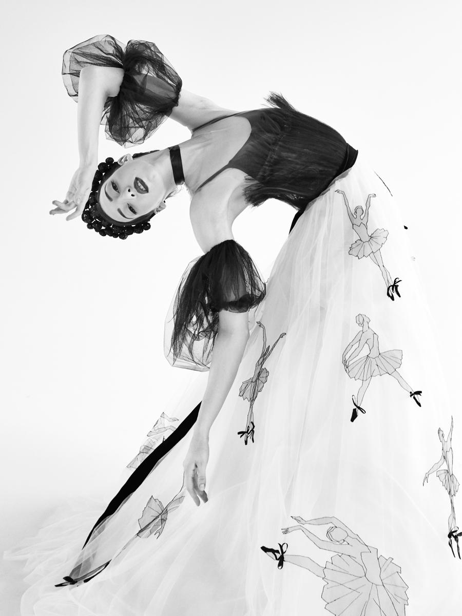 Ana Turazashvili, Bolshoi Ballet