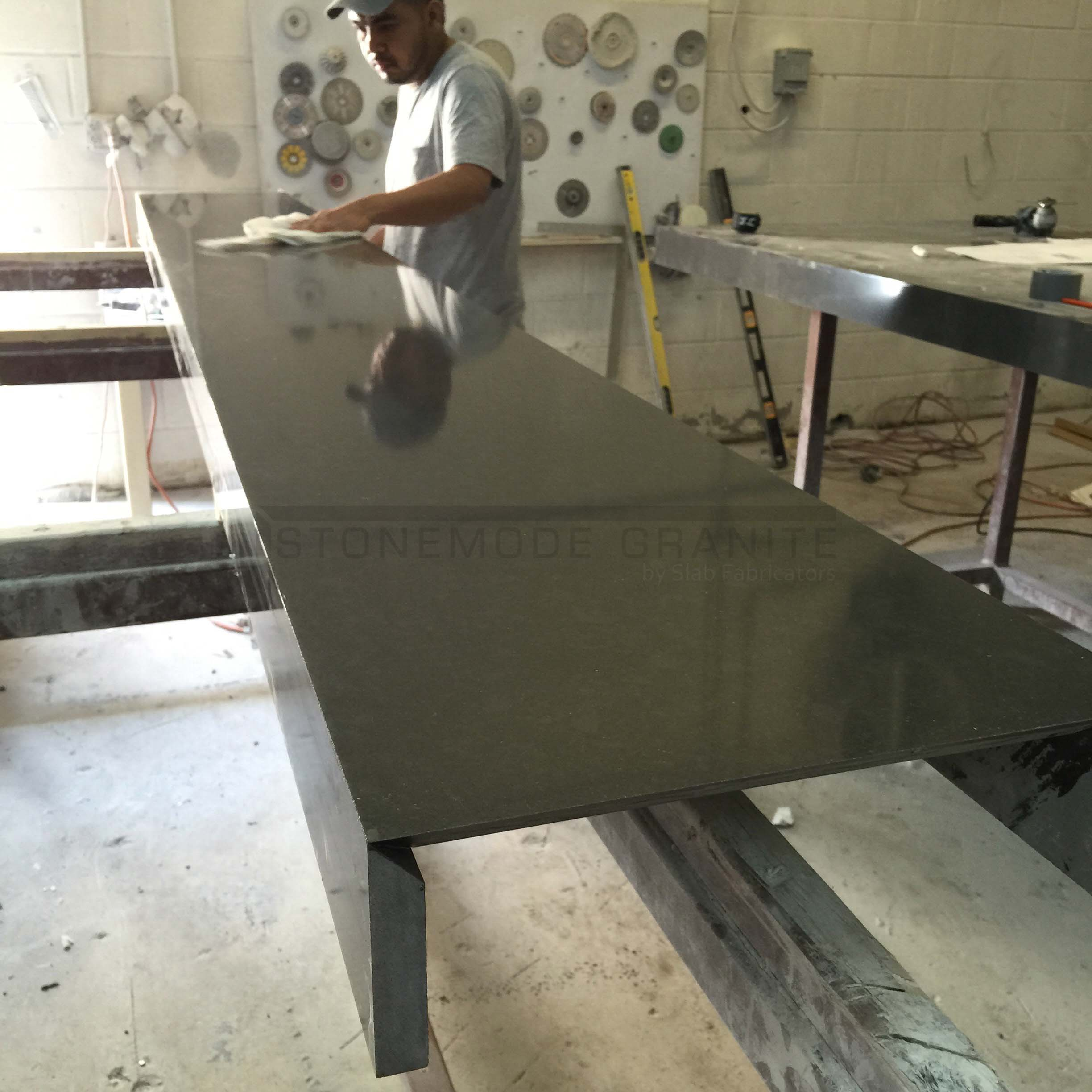 Making a Mitered Countertop