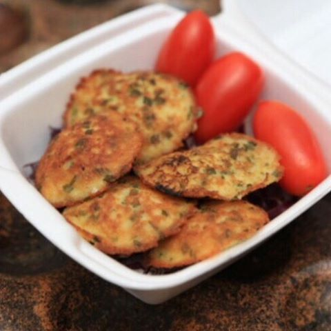 I'm really in the mood for some delicious Potato Cakes. I'm looking forward to this year's selling season.