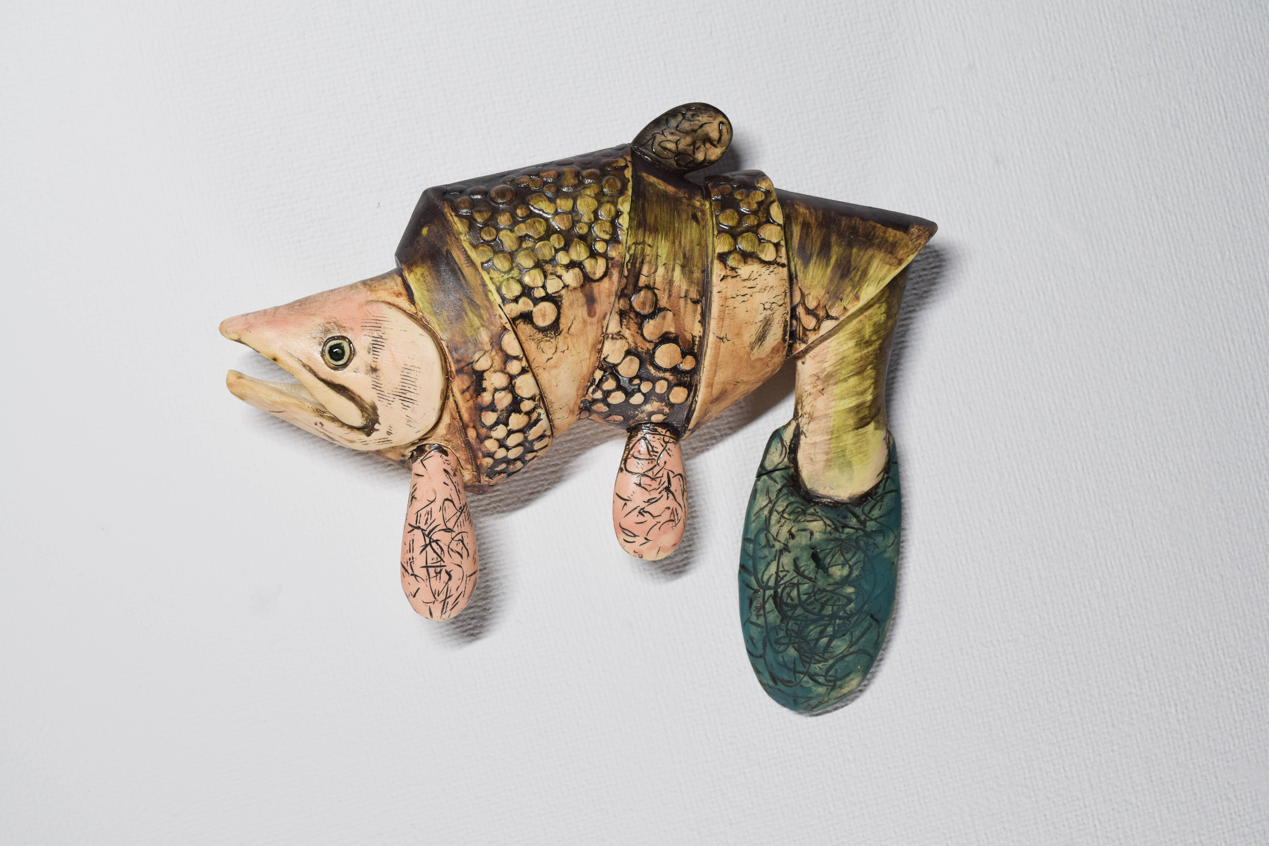 Paddle-Fin Fish