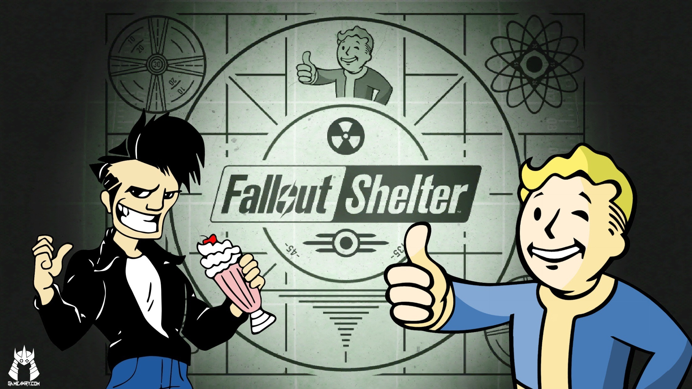 Fallout Shelter gets several thumbs up.