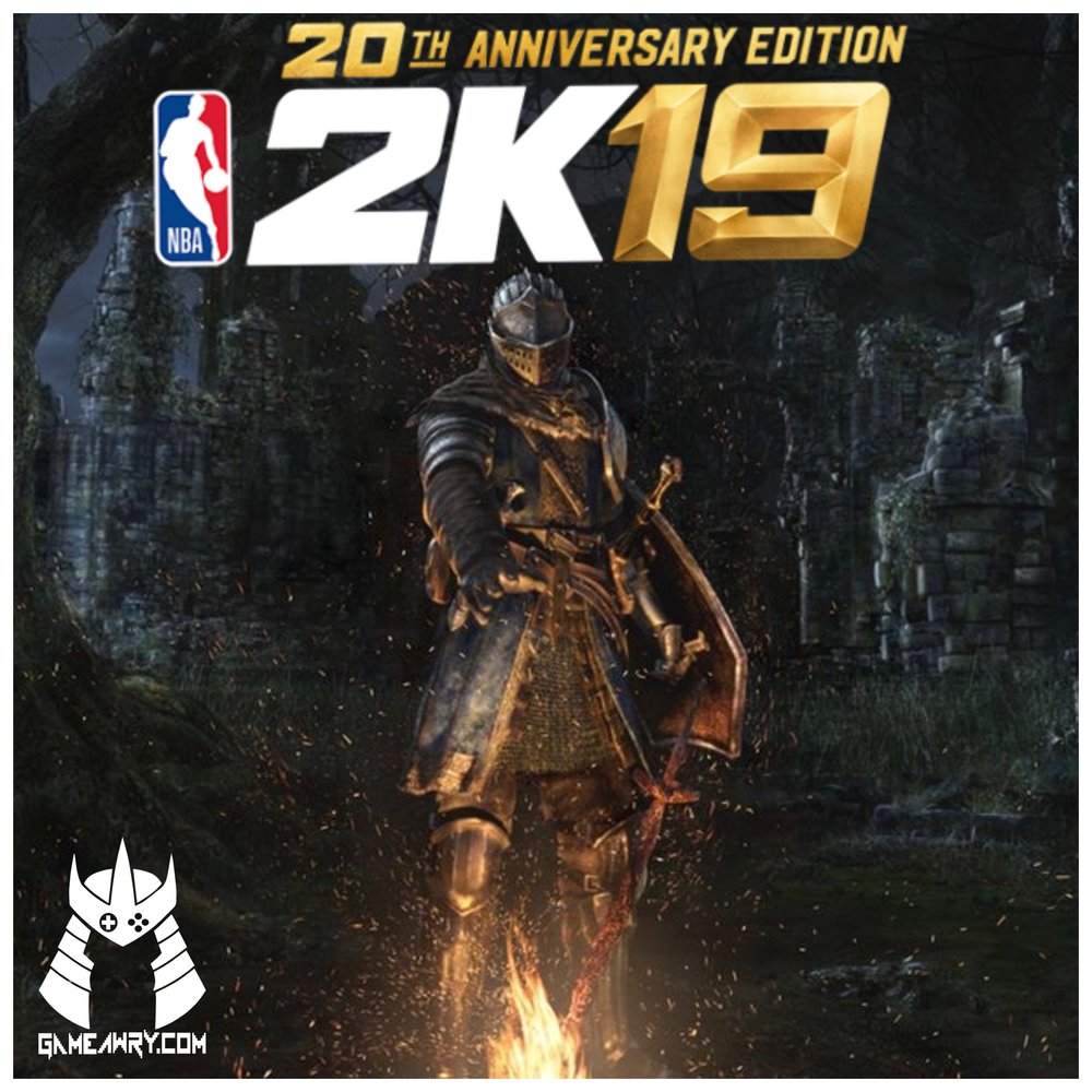 Games Gone Awry: Episode 144 - The Dark Souls Of NBA 2K