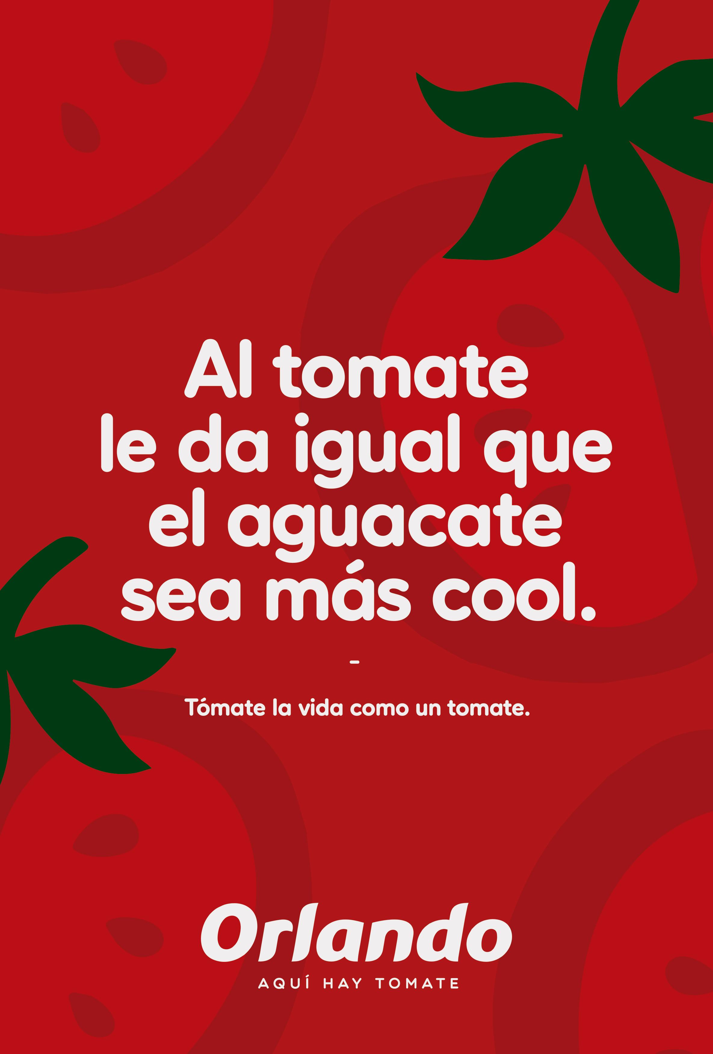Orlando - Tómate la vida como un tomate 1