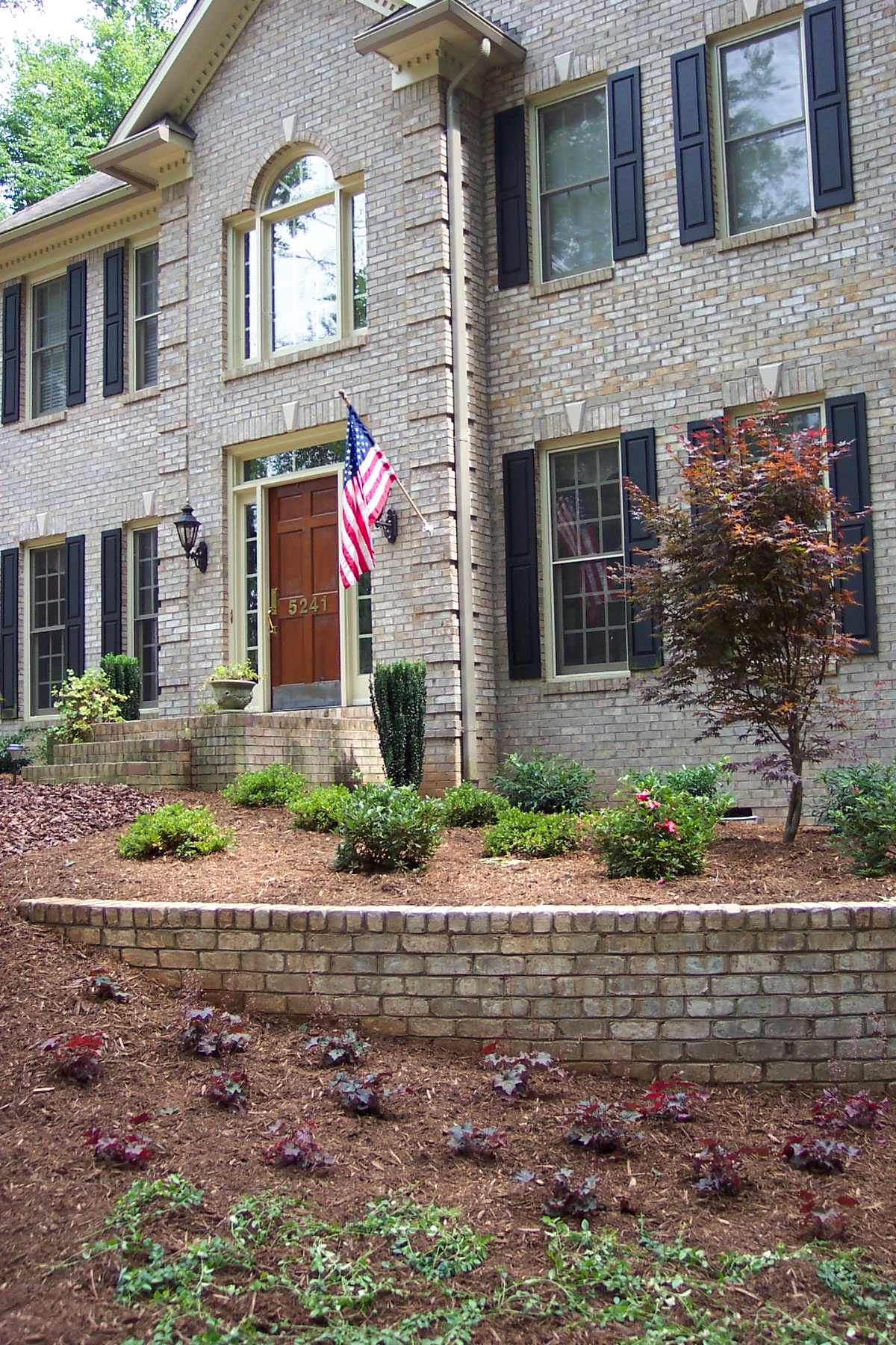 Landscape Renovation- 3D Landscape Design Summerfield, NC