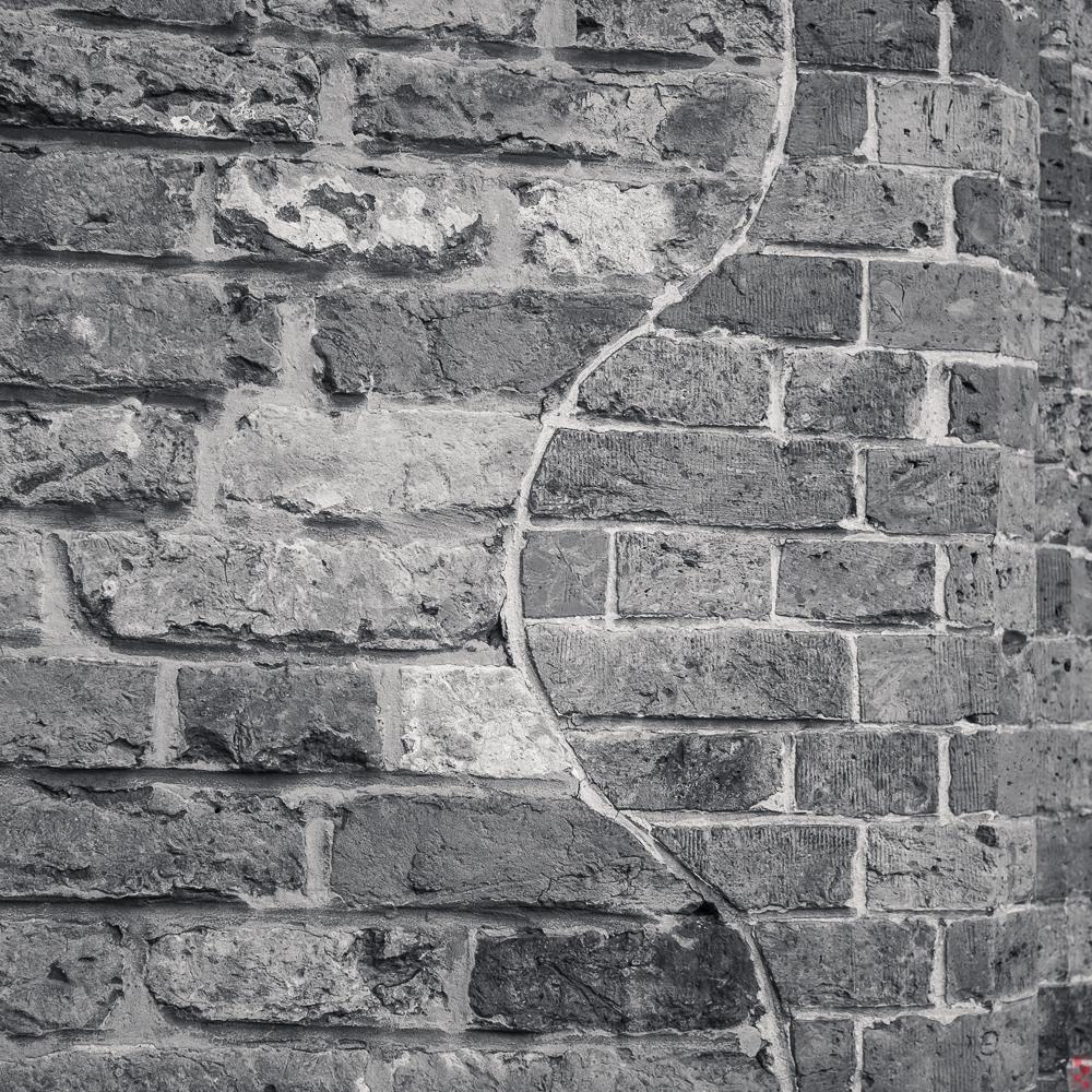 Fancy brickwork, Bruges