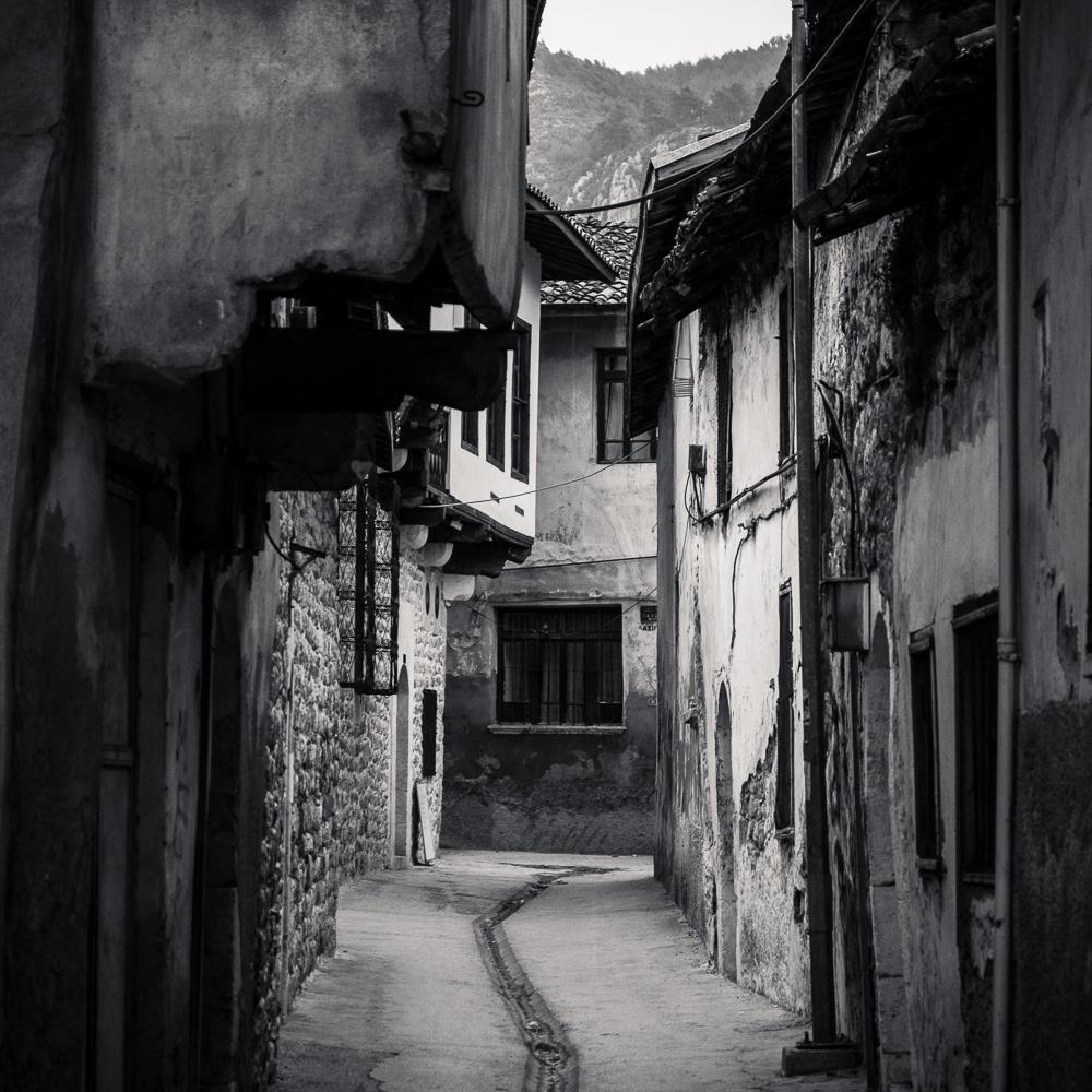 Alley, Antakya, Turkey