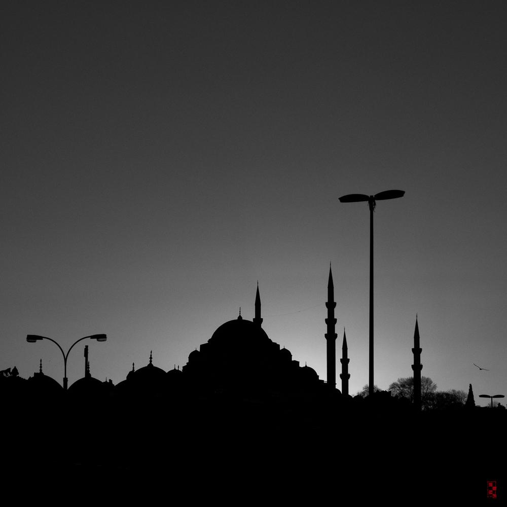 Eminonu skyline