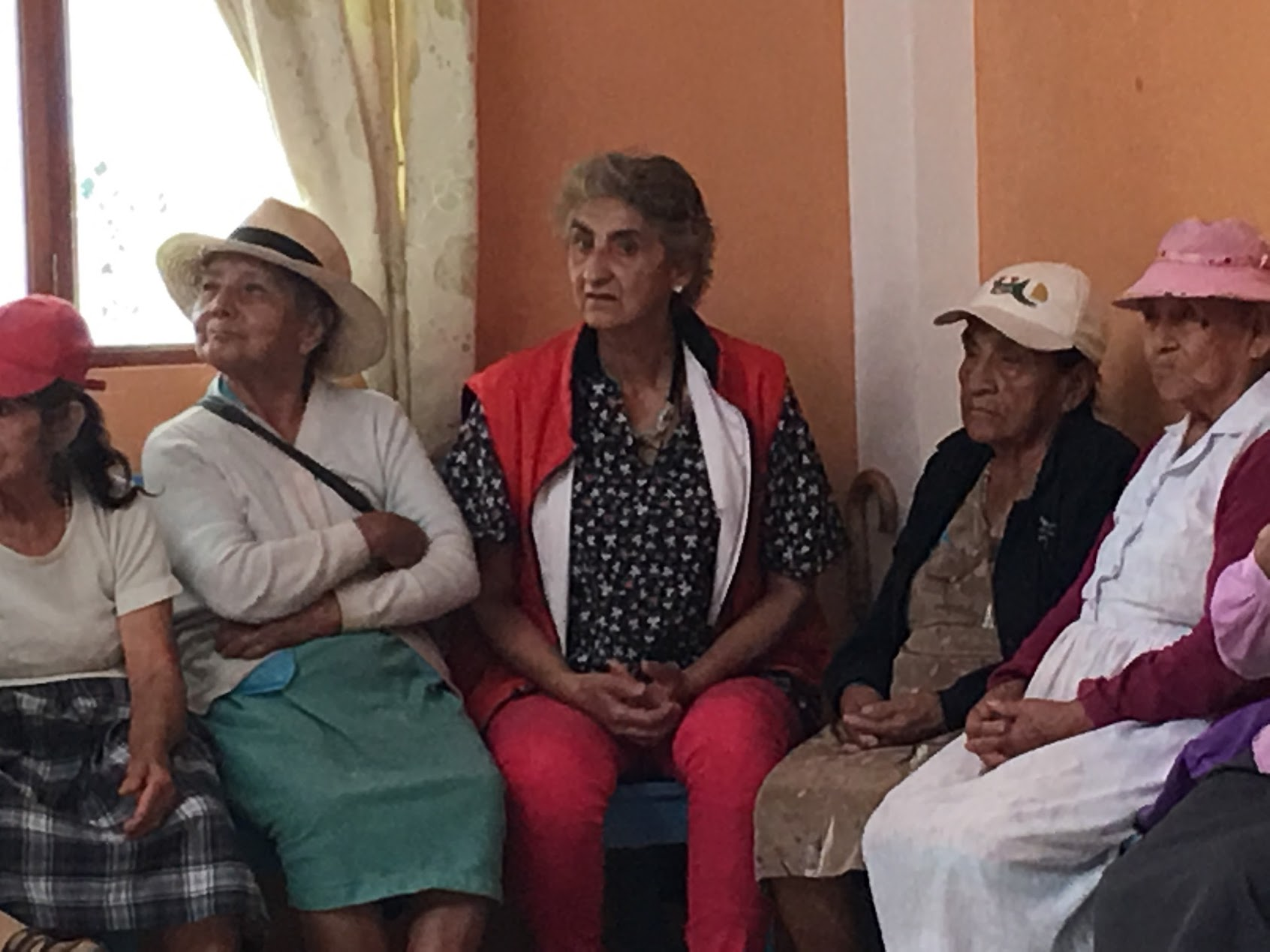 Influx of foreigners in Vilcabamba, Ecuador - Understanding the perspectives of older residents about the influx of foreigners coming mostly from developed countries to live in their community.