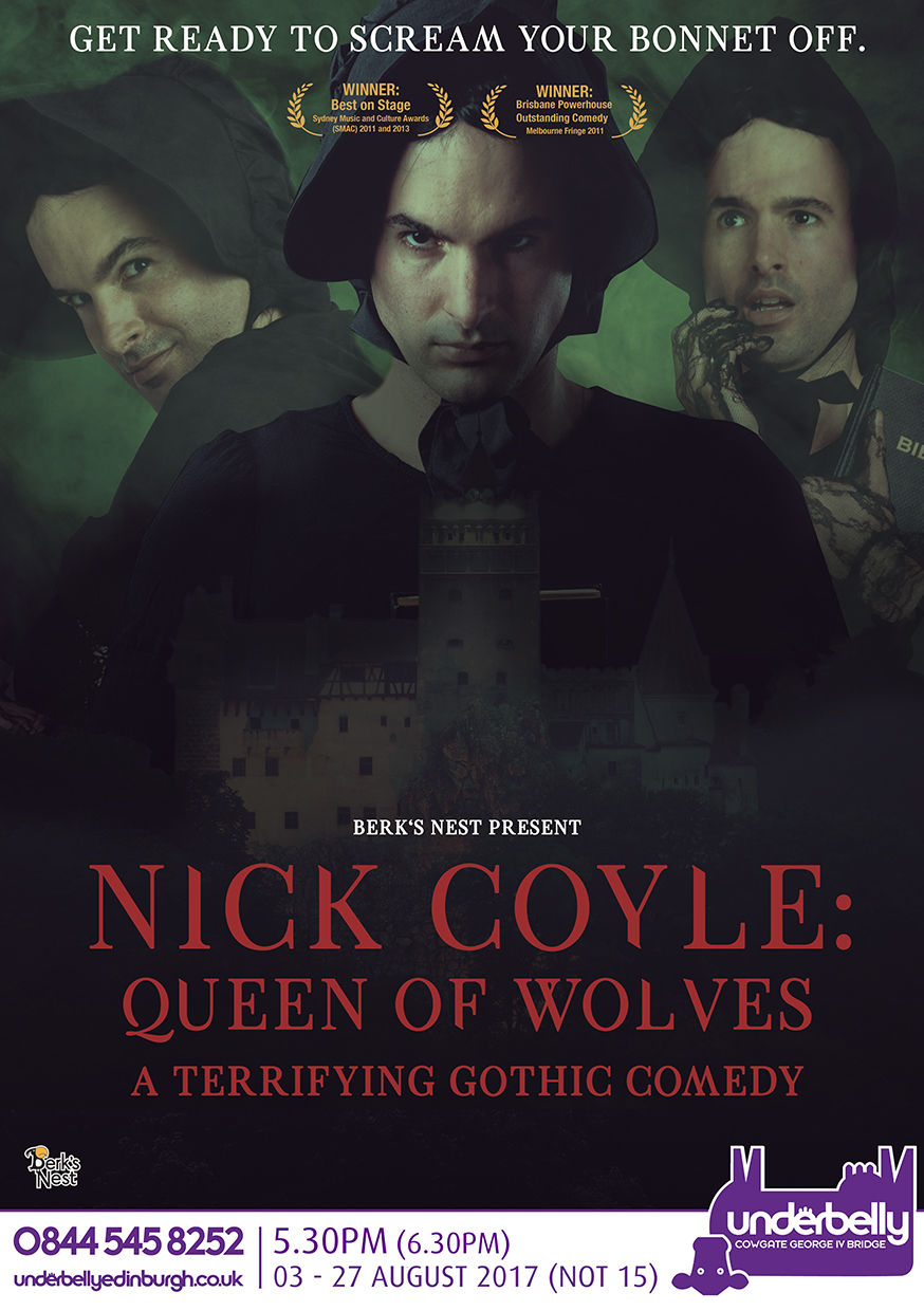 Nick Coyle: Queen Of Wolves  (Edinburgh & Soho Theatre)