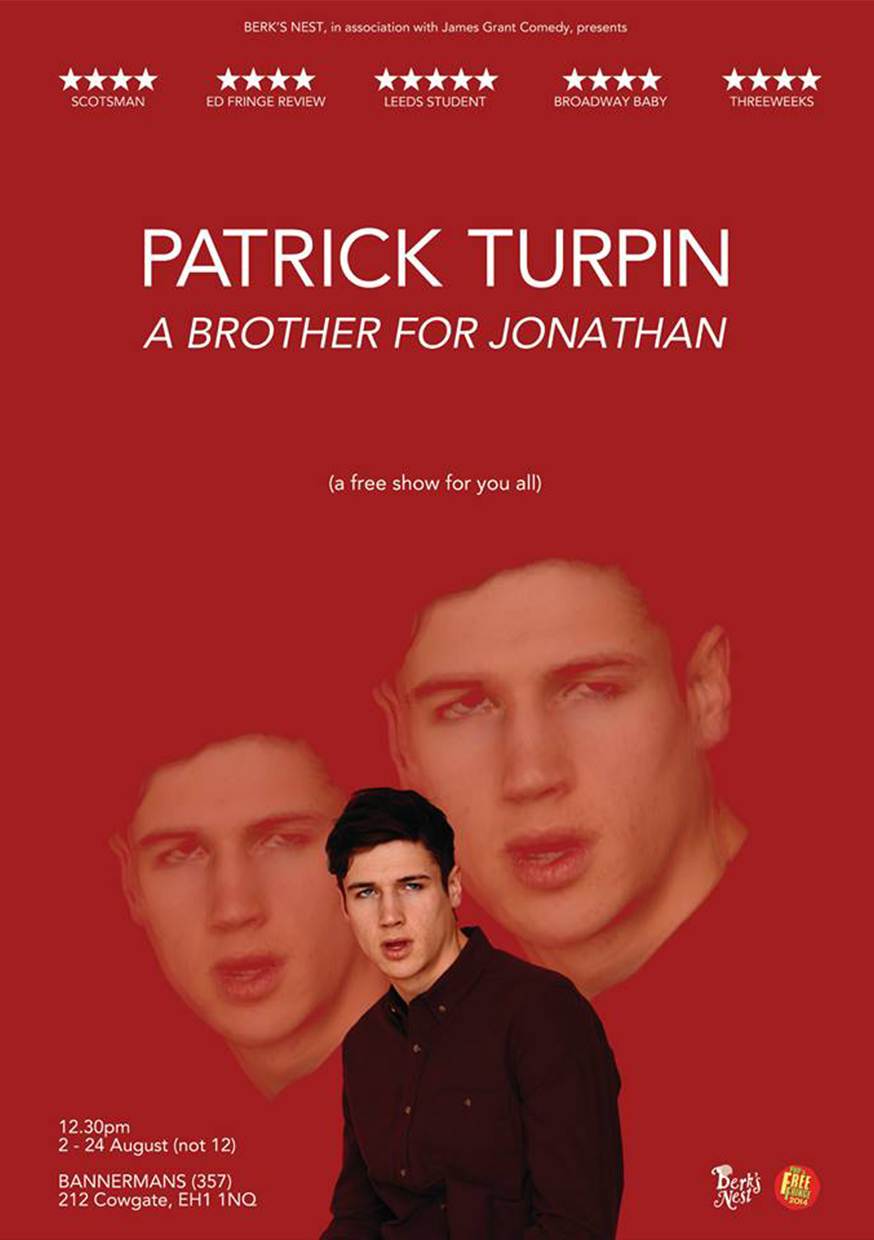 Patrick Turpin: A Brother For Jonathan