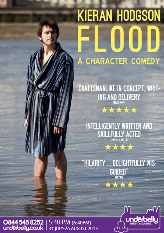 Kieran Hodgson: Flood