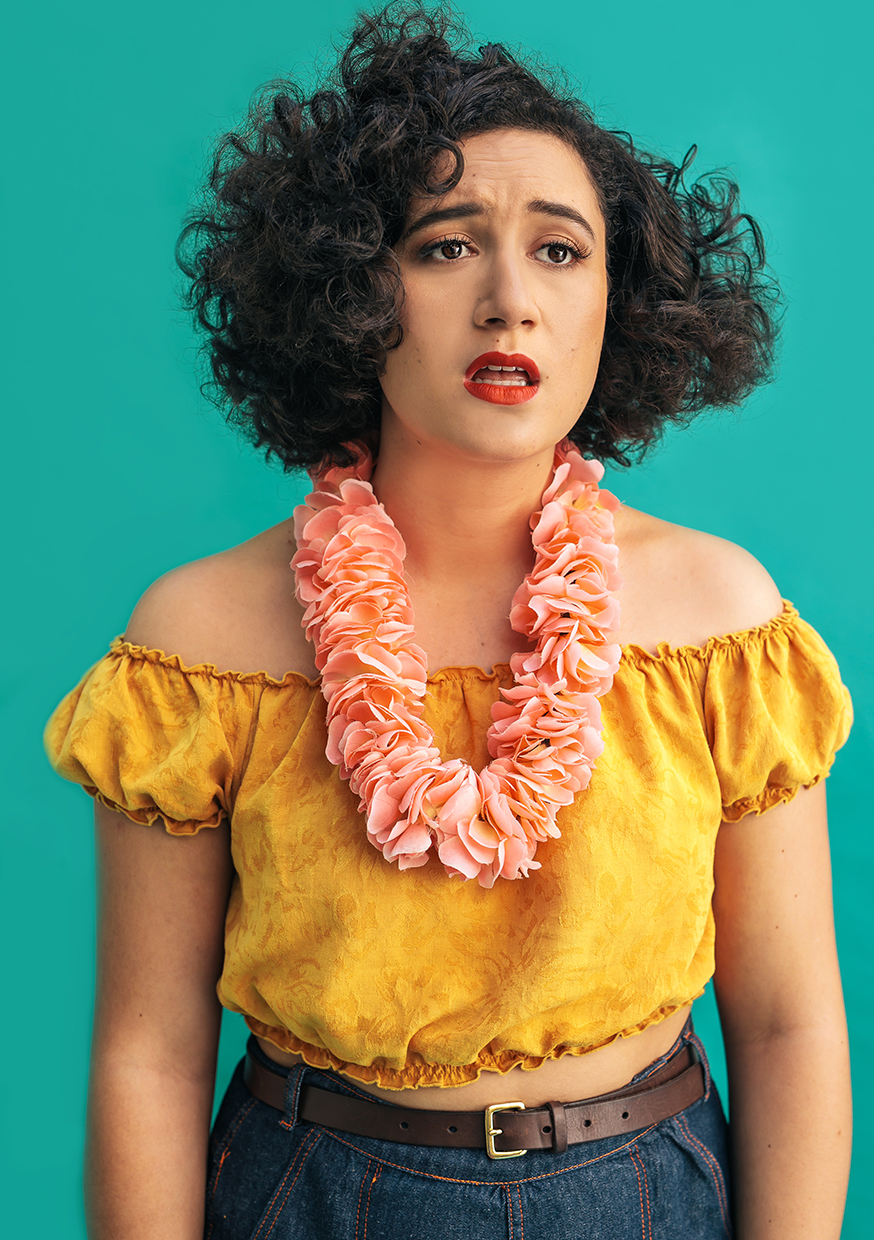 Rose Matafeo: Horndog   Pleasance Courtyard, 21:30  (20th - 24th only)