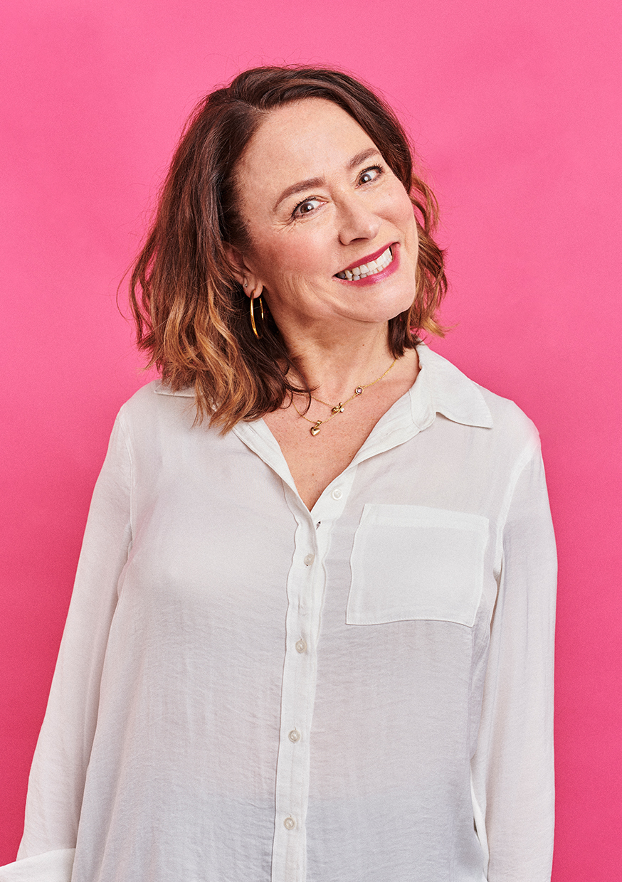 Arabella Weir: Does My Mum Loom Big In This?   Assembly Studio 2, 16:00  (12th - 25th only)