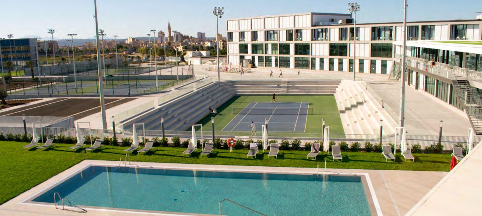 Rafa Nadal Academy Facility.JPG