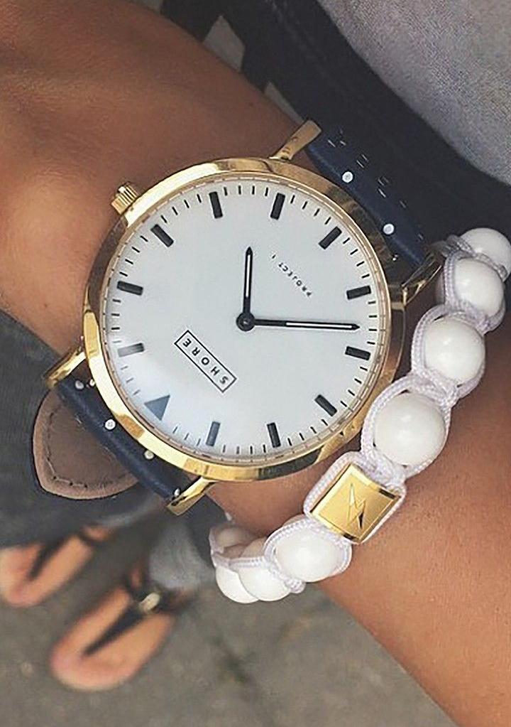 Cute Watch + Bracelets