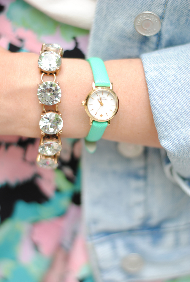Cute Bracelets and Watches