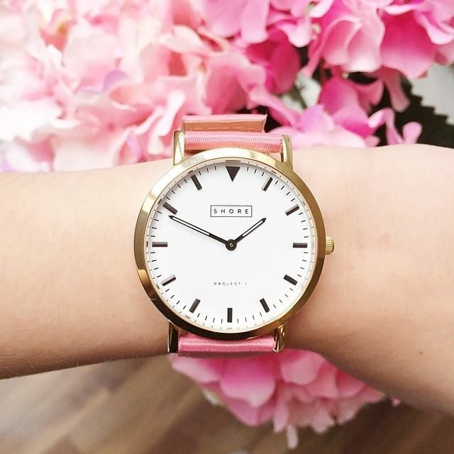 Bright Spring Inspired Watch