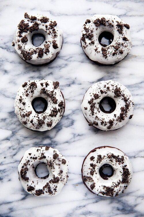 Oreo Donuts by Katerina Jones .