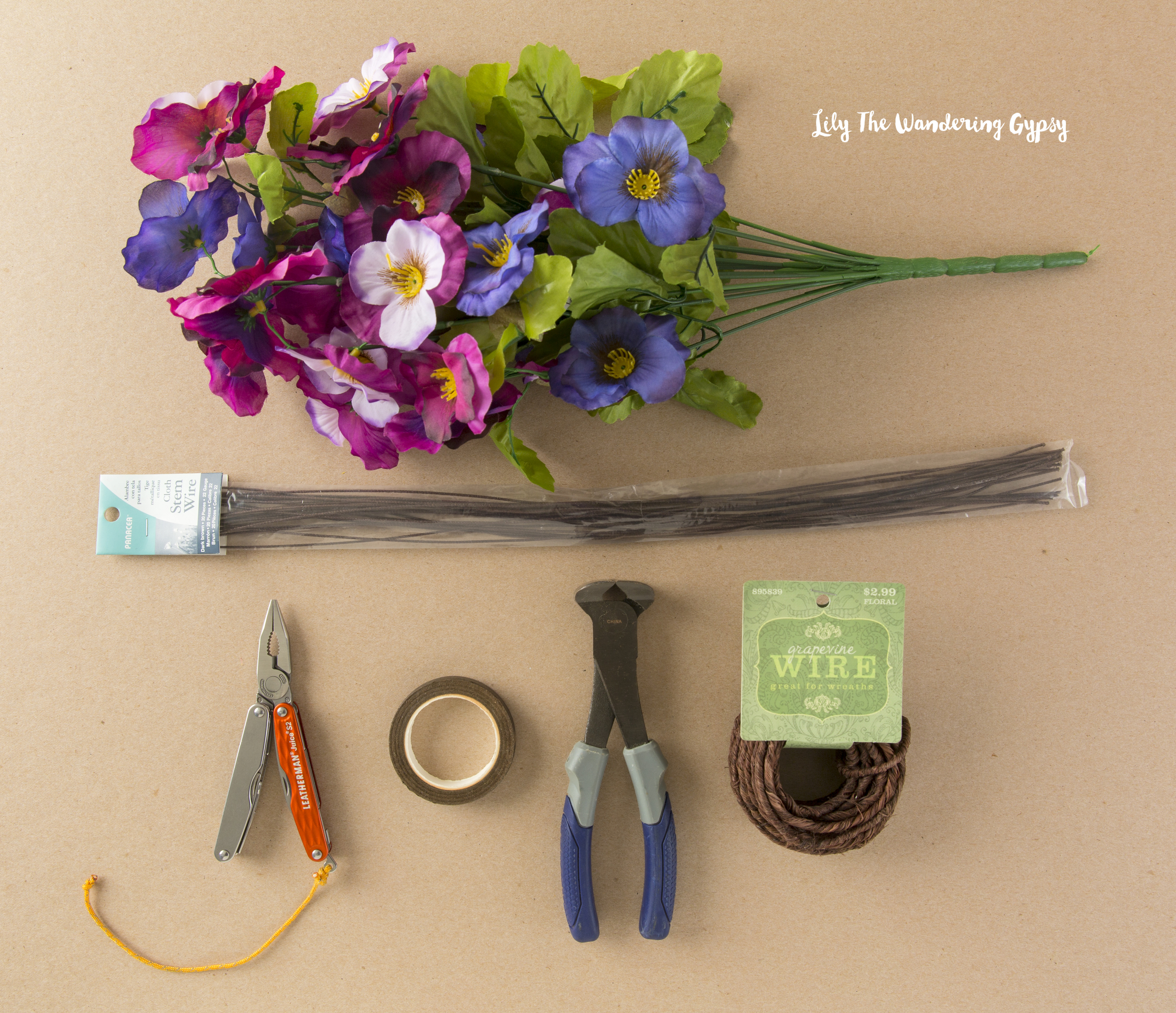 How To Make A Festival Ready Flower Crown
