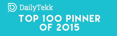Top 100 Pinner of 2015