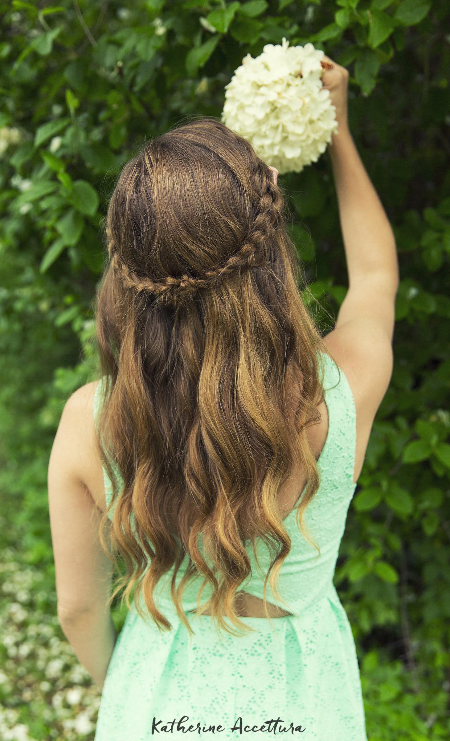 Pretty Hairstyle Idea