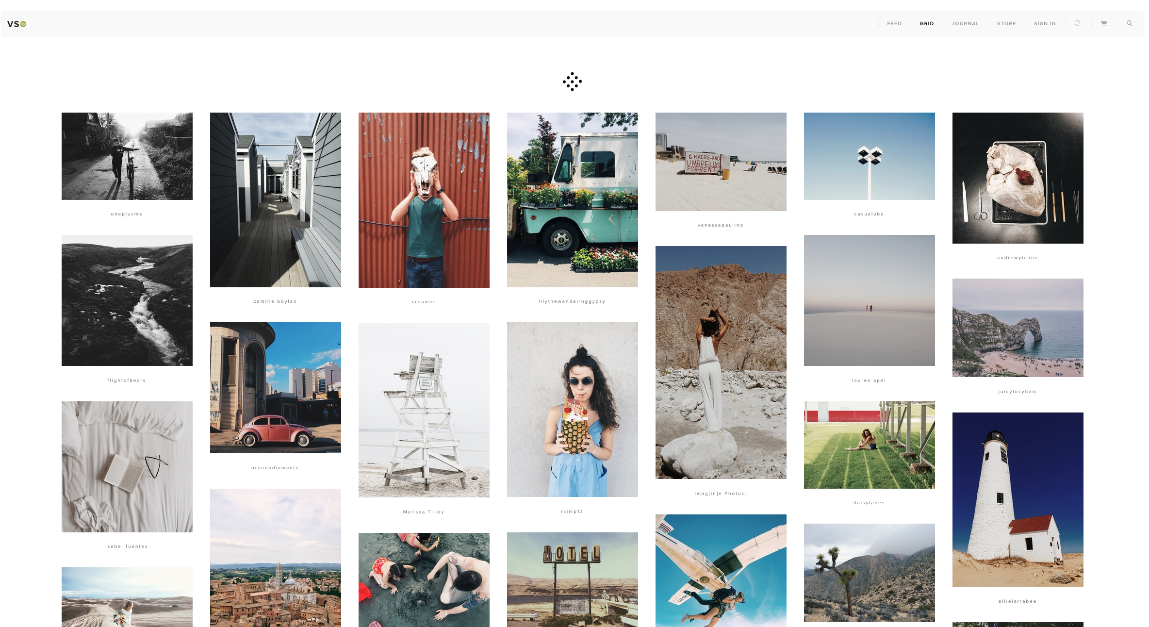 VSCO Featured Images!