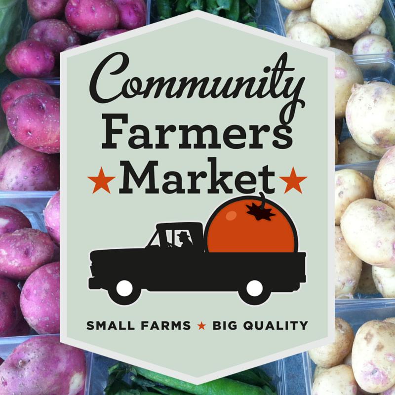 New Farmer's Market in Town!