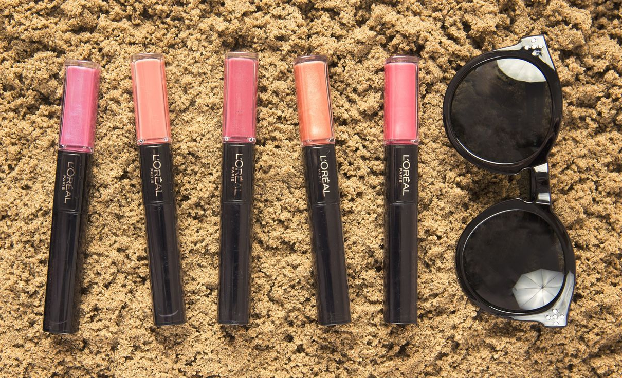 L'Oreal Infalliable Lip Colors