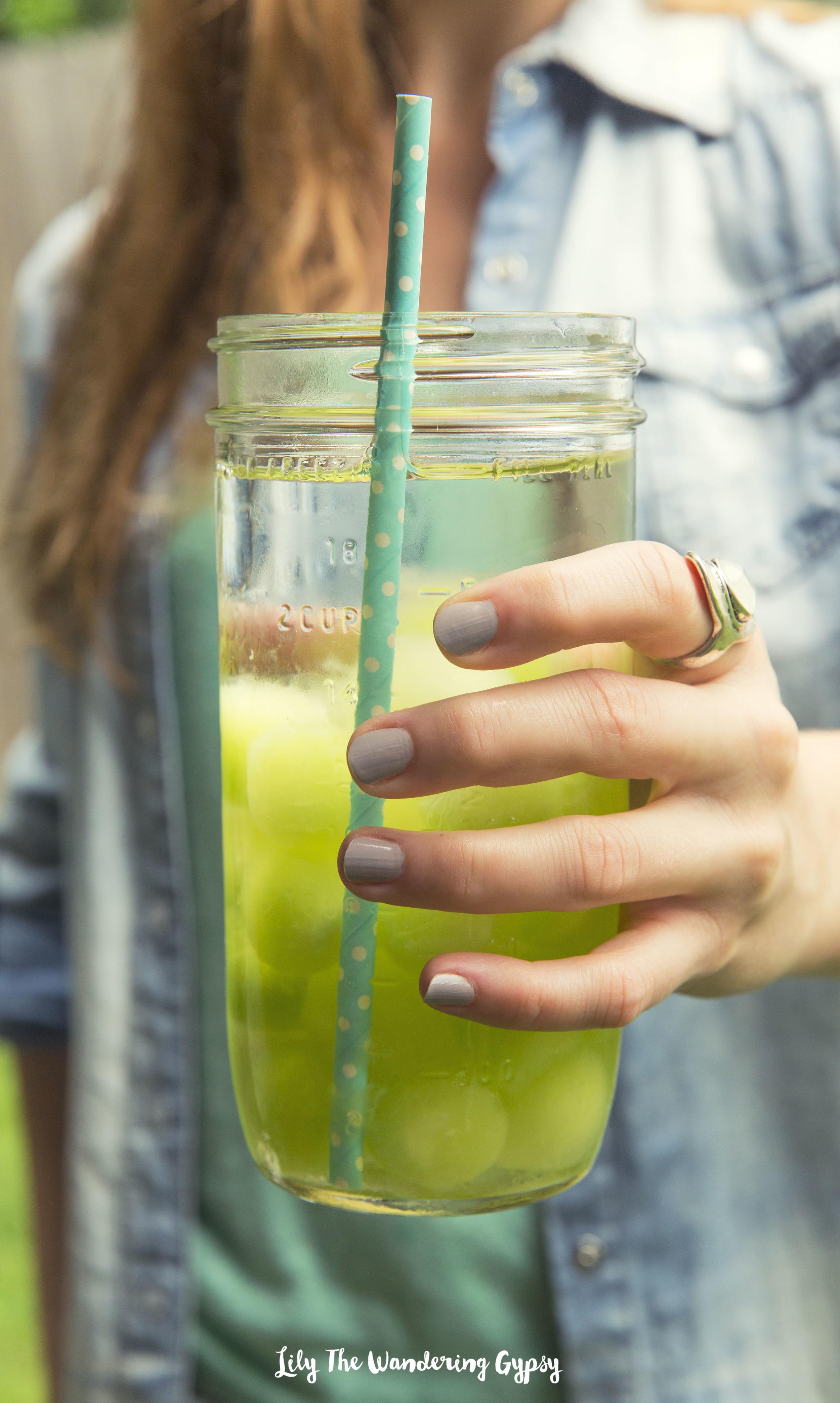 Honeydew Drink!!!