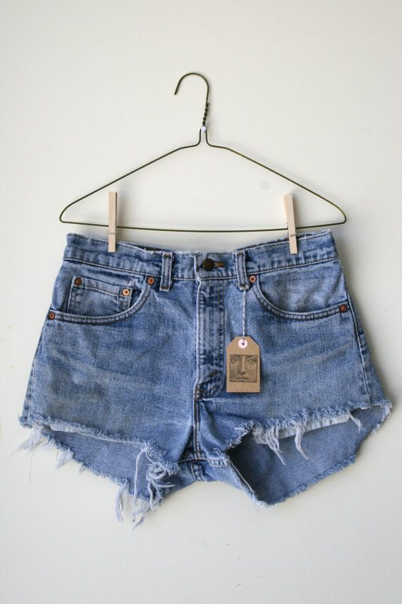Cute Cutoff Shorts