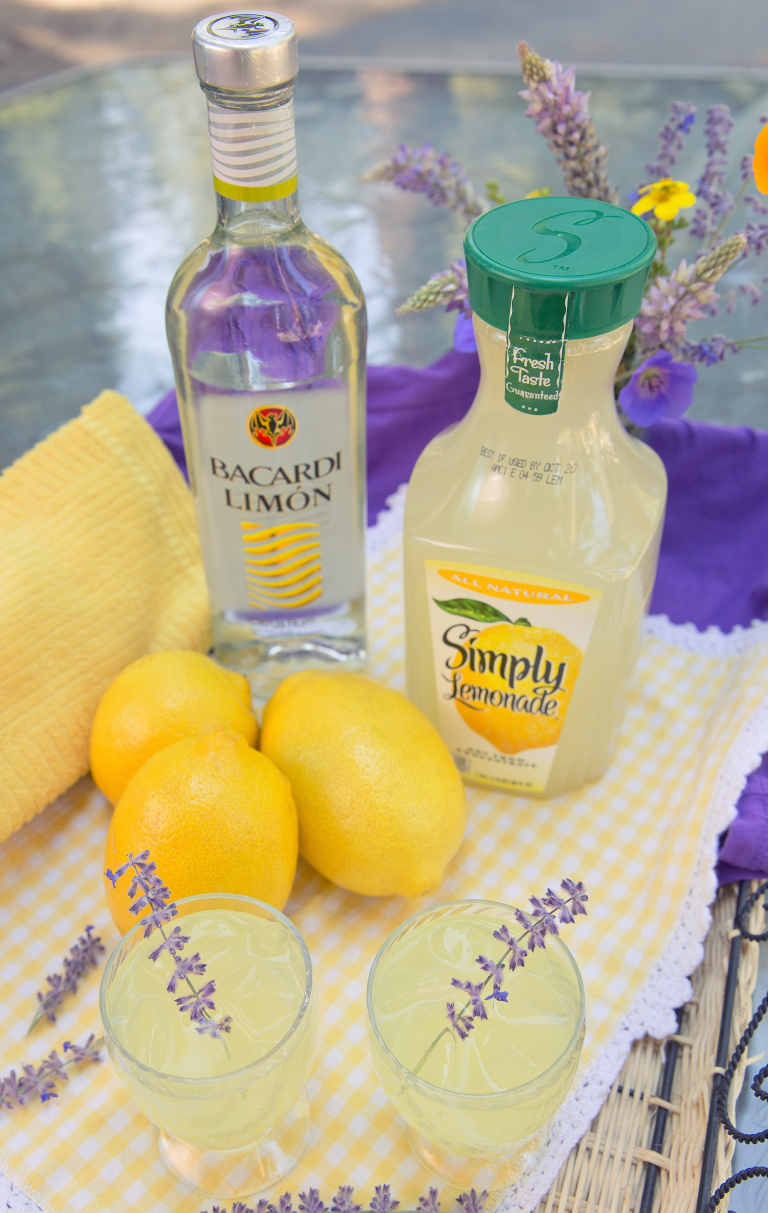 Lavender Lemonade - Lily The Wandering Gypsy
