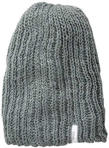 Coal Beanie in Grey