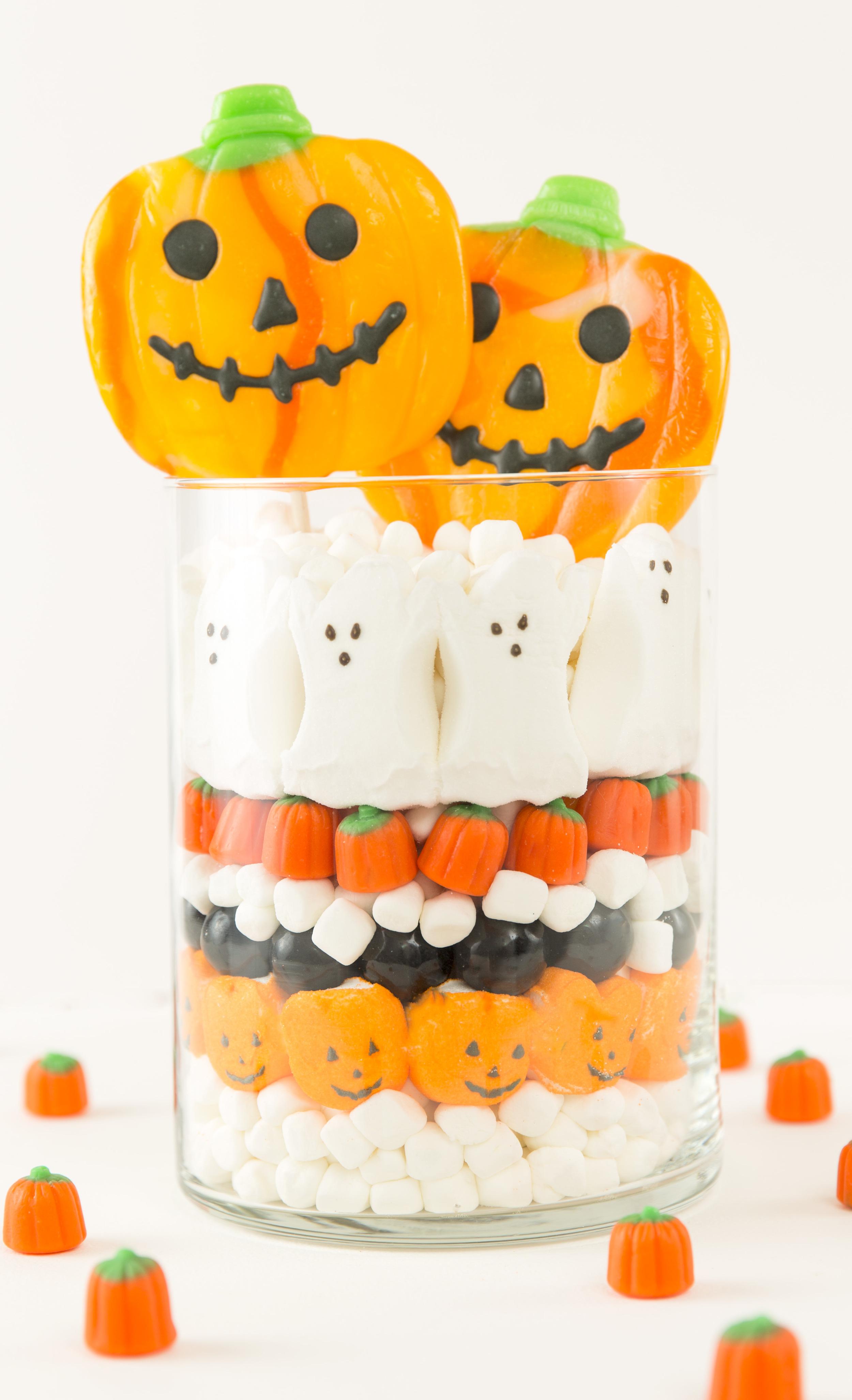 Cute Halloween Centerpiece DIY