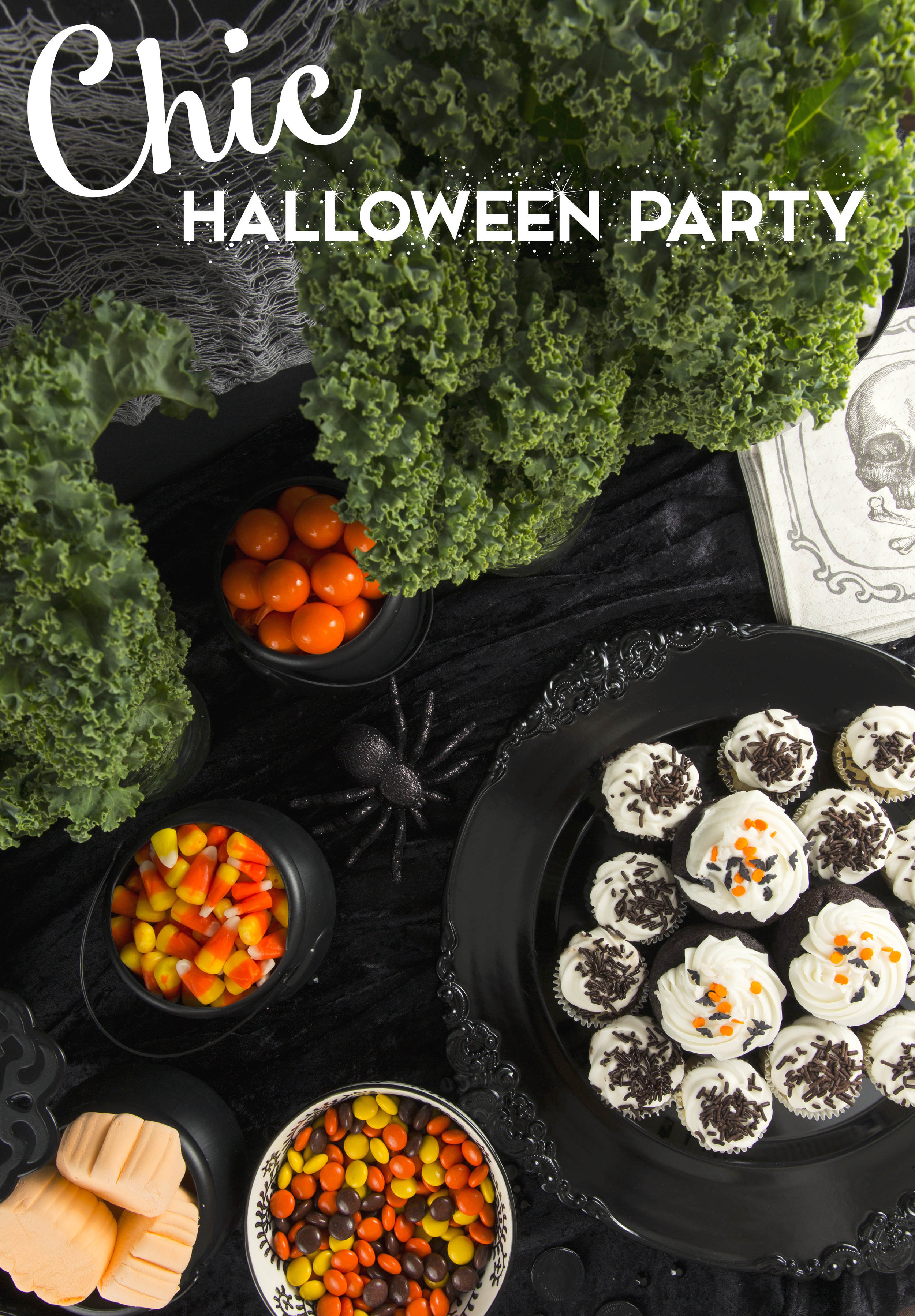 Chic Halloween Party!