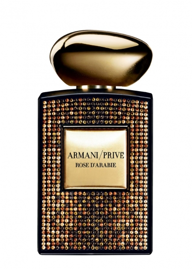 Armani Rose D'Arabie Swarovski Edition