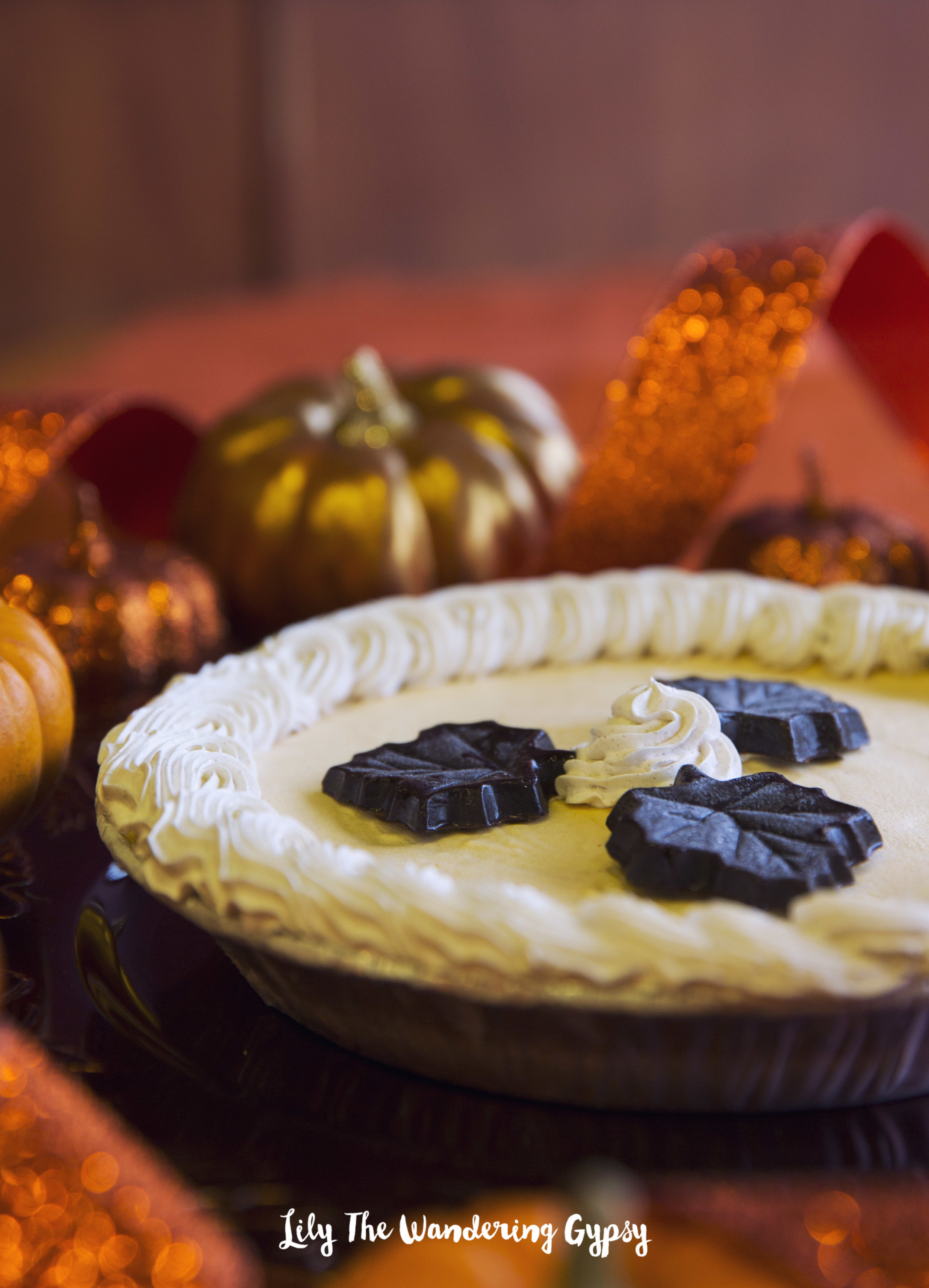 Cold Stone Creamery - Pumpkin Ice Cream Pie