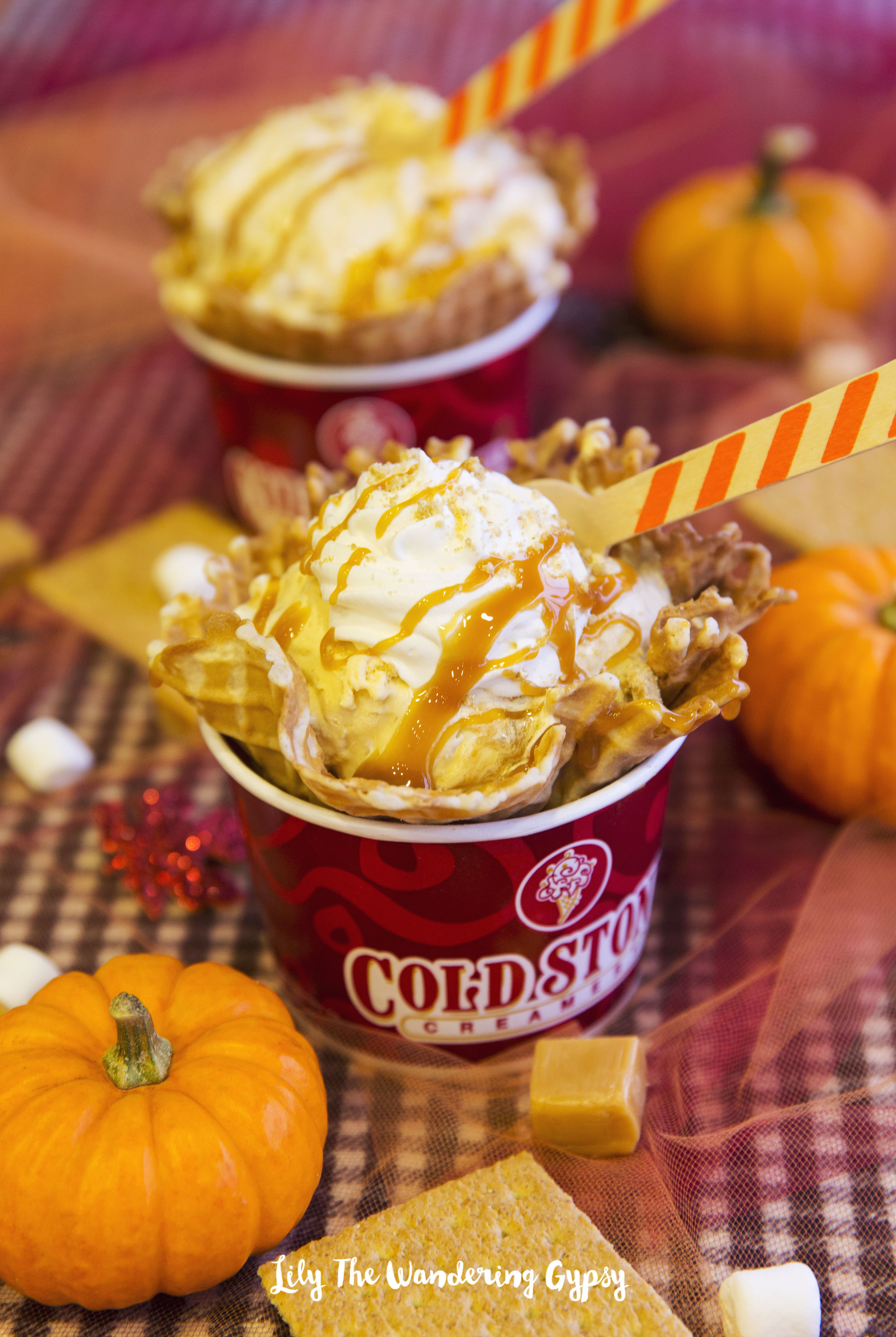 Cold Stone Creamery - Pumpkin Pie In The Sky